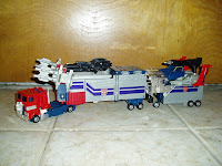 God Ginrai Vehicle Mode
