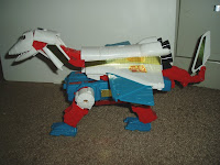 Sky Lynx's robot mode