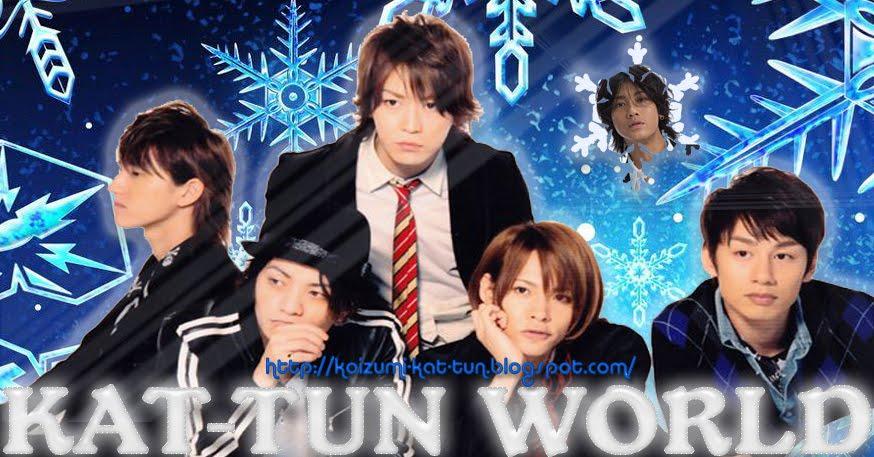 KAT-TUN WORLD