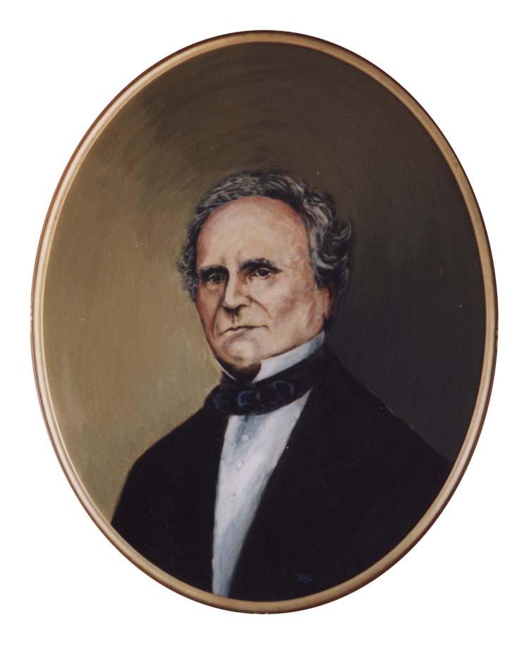 Charles Babbage (Dec. 1791 – Oct. 1871)
