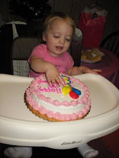 Janas Family Keileis First Birthday