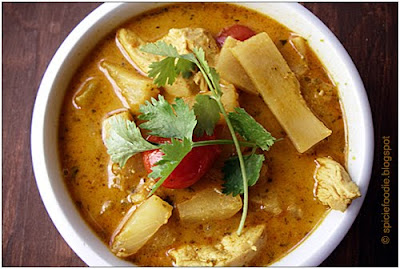 cilantro , thai curry