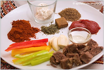 czech goulash ingredients