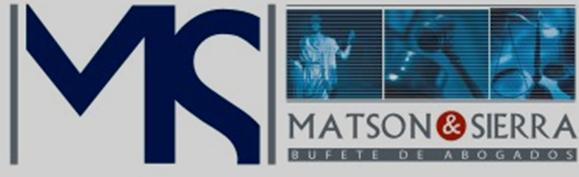 MATSON & SIERRA