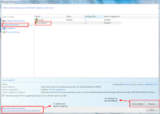 search3 IE, Firefox, Opera ! Change your default search engine