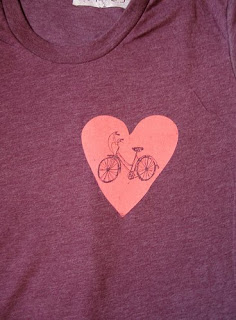 Bike Love Tshirt