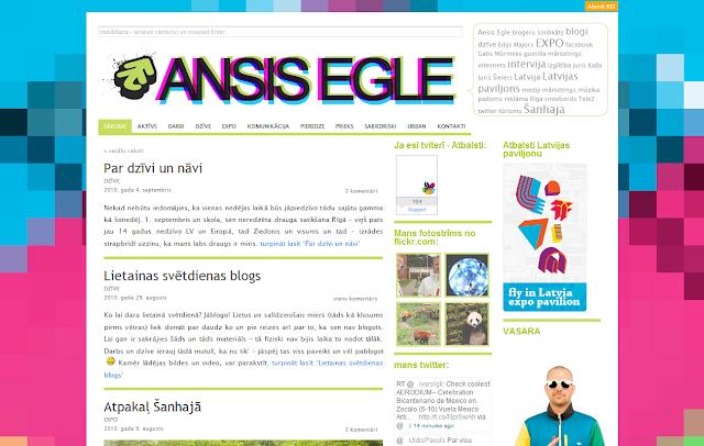 Blogs, CMS, CSS
