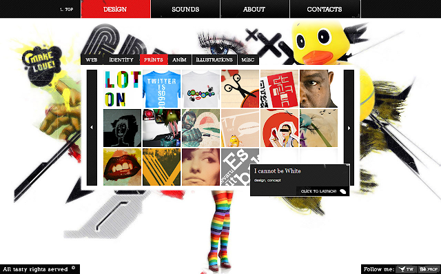 Portfolio, Jquery, Janis Godins, web dizains, dreamerlines, css