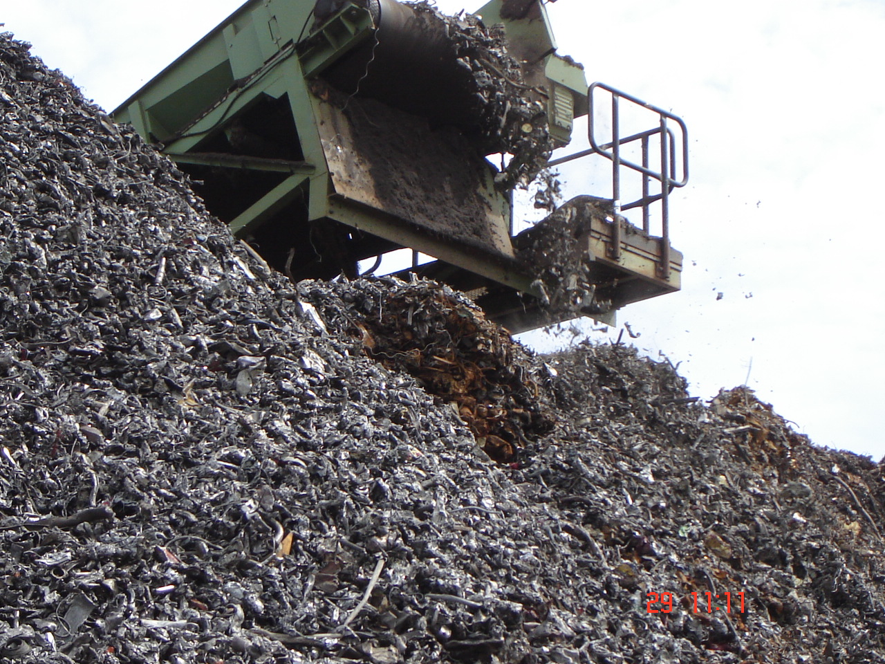 Industrial Materials Recycling