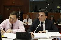 Στο Συμβούλιο Υπουργών Περιβάλλοντος της Ε.Ε. ο Θάνος Μωραΐτης