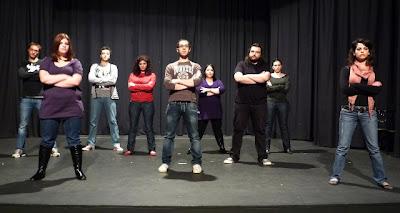 """""""Βίκτορ ή τα παιδιά στην εξουσία"""" από τη Θεατρική Ομάδα των Φοιτητών της Πανεπιστημιακής Σχολής Αγρινίου."""