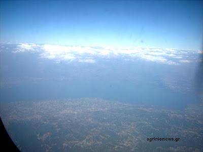 Η Αιτωλοακαρνανία από ψηλά..