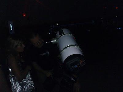 7 ηλεκτρονικά τηλεσκόπια στη διάθεση του Αγρινιώτικου κοινού..