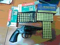 Σύλληψη για παράνομη οπλοφορία.