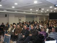 Μεγάλη επιτυχία για το 1ο Φορολογικό Σεμινάριο του 2011 στο Επιμελητήριο Αιτωλοακαρνανίας.