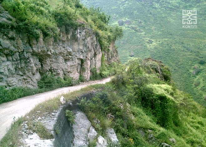 """Carretera""a San Pedro de Casta"