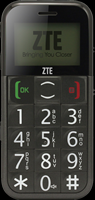 Teléfono celular ZTE.