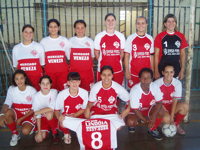INSTITUTO DO FUTSAL feminino