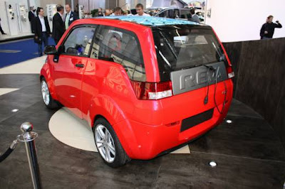 Электромобиль Reva NXR