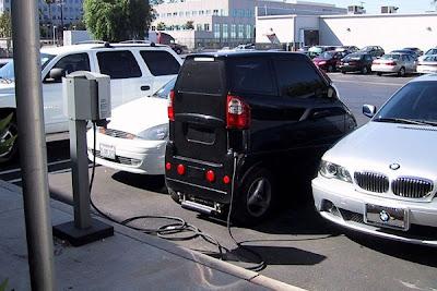 Спортивный электромобиль Commuter Cars Tango