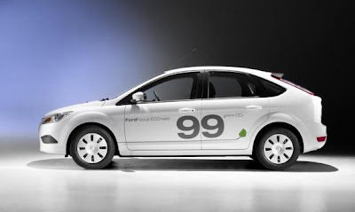 Новый Ford Focus Econetic