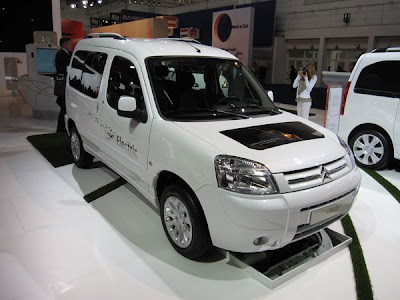 Citroen Berlingo First Electrique