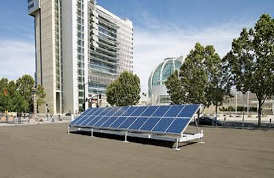Солнечная заправочная электростанция Sunpod SP-300
