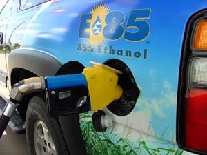 Биологическое топливо E85