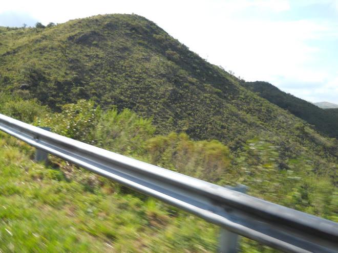 Altas Cumbres después de las lluvias