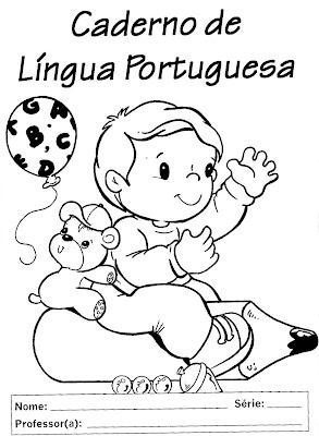 011 11 LINDAS CAPAS DE CADERNO! para crianças