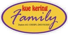 Contoh Design Sticker Label Kue Kering