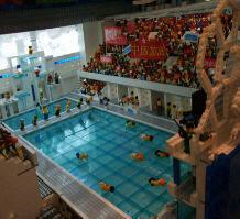 lego olympic village beijing