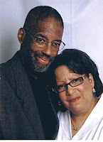 Larry and Cynthia James