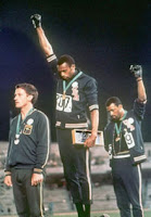 Carlos and Smith 1969 Olympics Mexico City