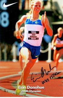 Olympian Erin Donohue