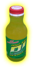 Pickle Juice now available sans pickles