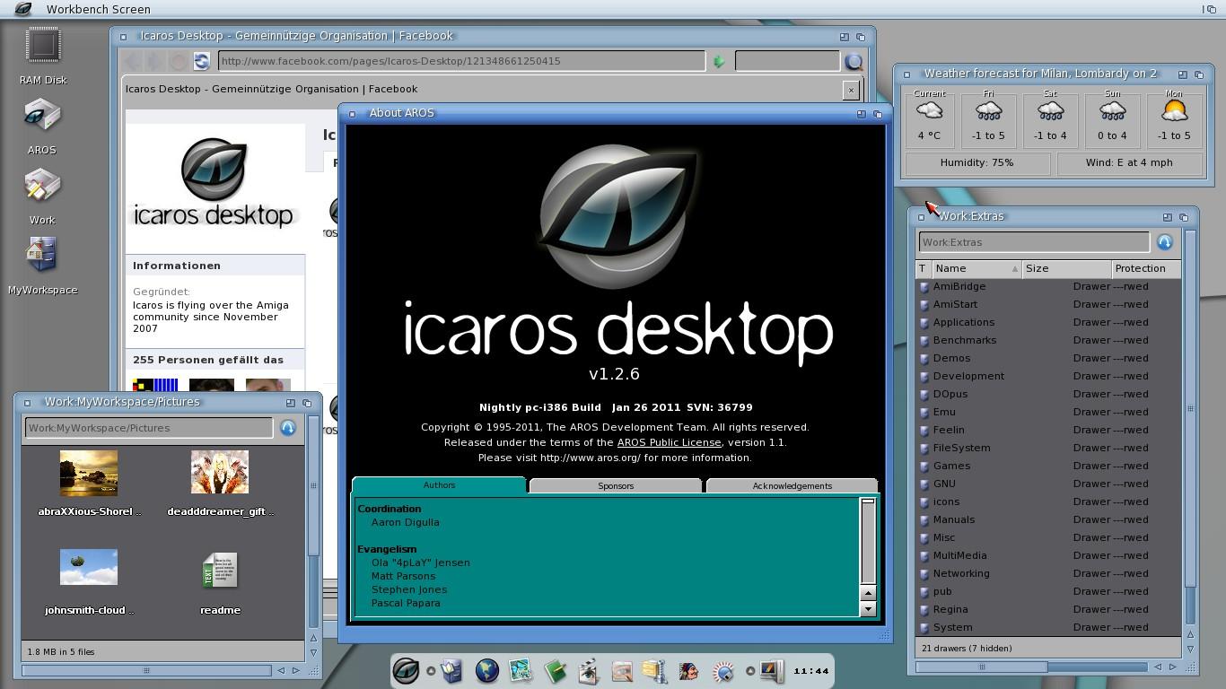 Icaros Desktop 1.2.6