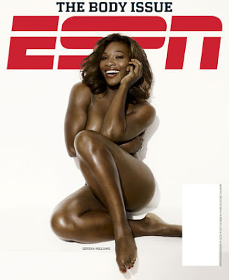 ESPN Body Issue - Serena Williams