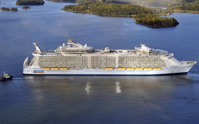 Oasis of the Seas - World's Most Expensive Cruise Ship