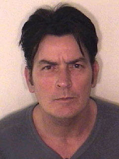 Charlie Sheen Arrested