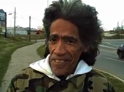 Ted Williams - homeless man with golden radio voice