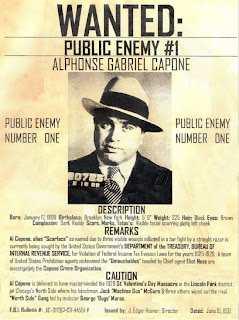 He Attributed The Latter Quote To Notorious Gangster Al Capone Who Seems Like An Odd Inspiration For A Supposedly Peaceful Movement