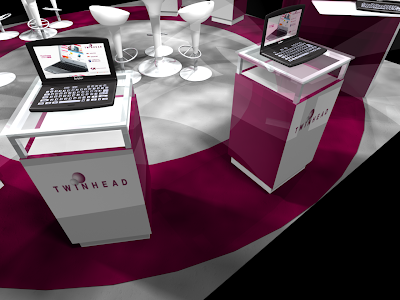 Exhibition Stand Booth Design