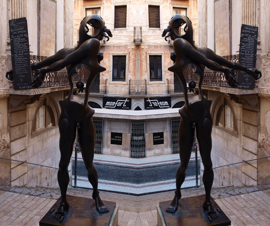 Duplicado de Dalí a la carta