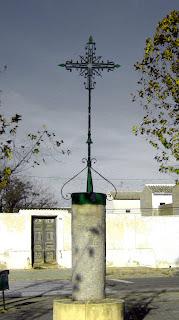 Plaza de la Cruz Verde, Tembleque