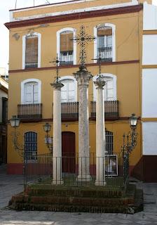 Calvario, Calle de las Cruces, Sevilla