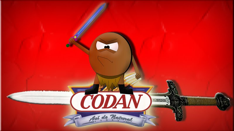 Las aventuras de Codan, el Bárbaro