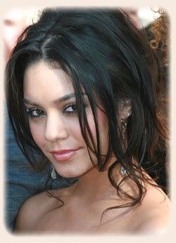 vanessa hudgens haircut