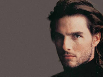 This Hairstyle looking soo hot and tom cruise looking hot in Long Hairstyles