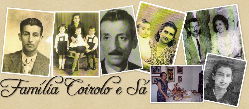 Família Coirolo e Sá